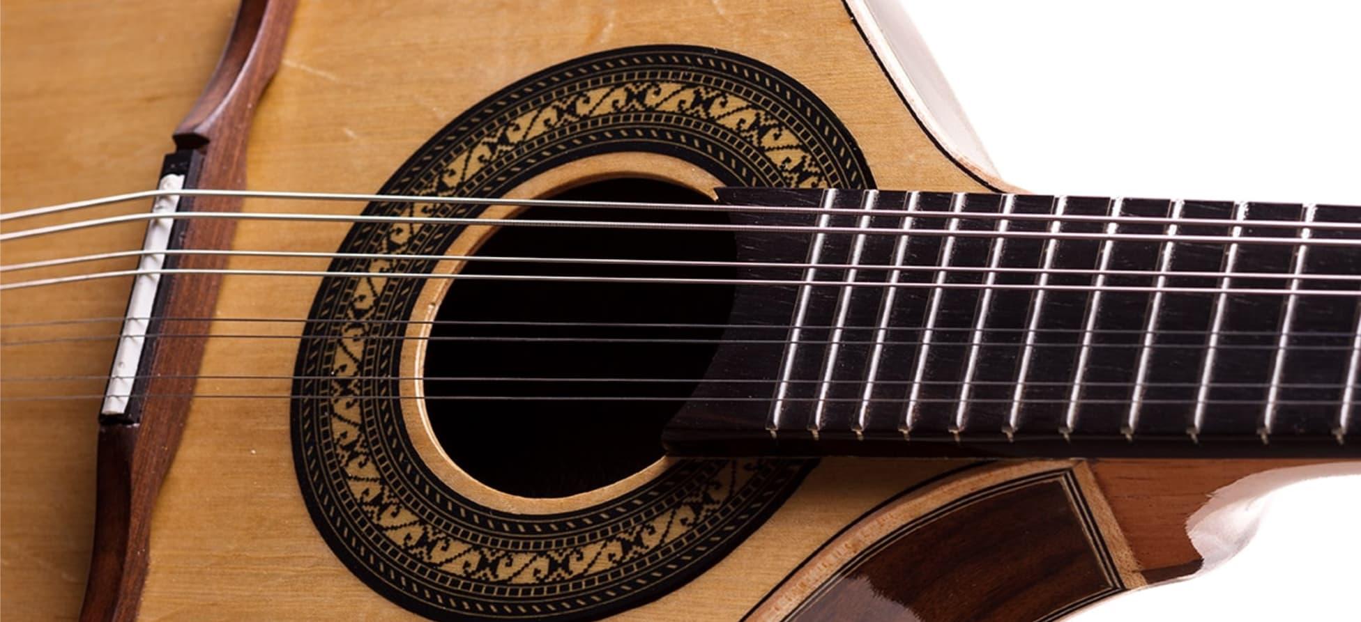 BANDOLIM STUDIO ELÉTRICO | RB21.EL.N.I - Bandolins Elétricos | Rozini Instrumentos Musicais | 100% Brasileira